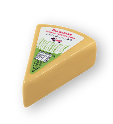 Kaskaval Yellow Triangle Cheese