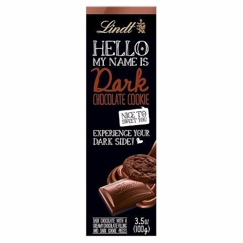 Lindt Hello Dark Chocolate