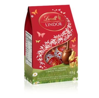 Lindt Lindor Milk Chocolate Mini 50gm