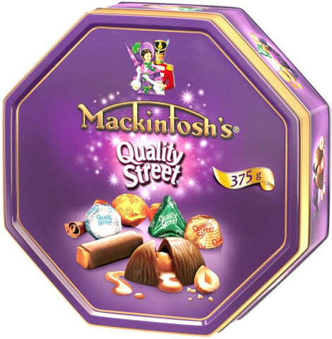 Mackintosh's Quality Street Sweets 375gm