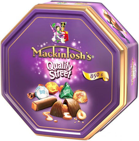 Mackintosh's Quality Street Sweets 850gm