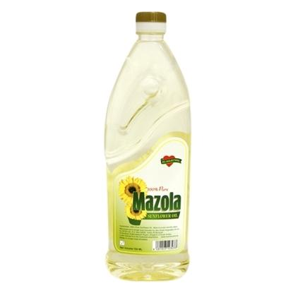 Mazola Sunflower Oil 750ml