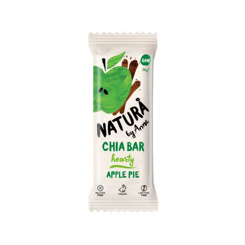 Organic Natura by Anne Apple Pie Chia Bar