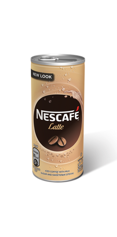 Nescafe Iced Coffee Latte 6 x 240ml