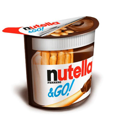 Fresh Nutella & Go Delivery Online in Dubai, Abu Dhabi,  Sharjah|QualityFood ae
