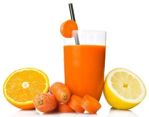 Fresh Blend of Orange & Carrot Juice 330ml