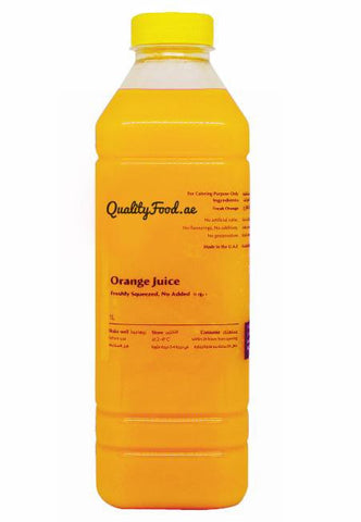 Fresh Orange Juice 1 Litre