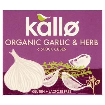 Organic Garlic & Herb Stock