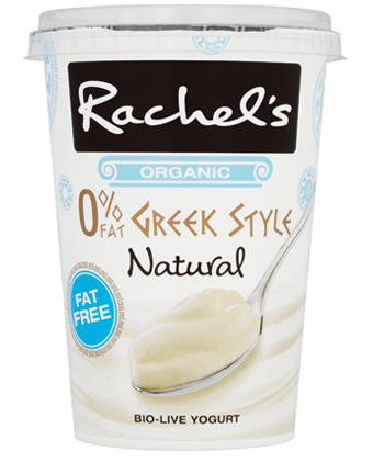 Organic Greek Style Natural Fat Free