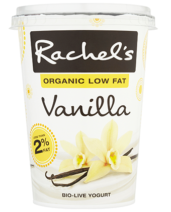 Organic Low Fat Vanilla