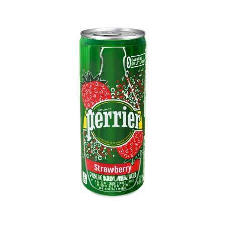 Perrier Strawberry 10 x 250ml