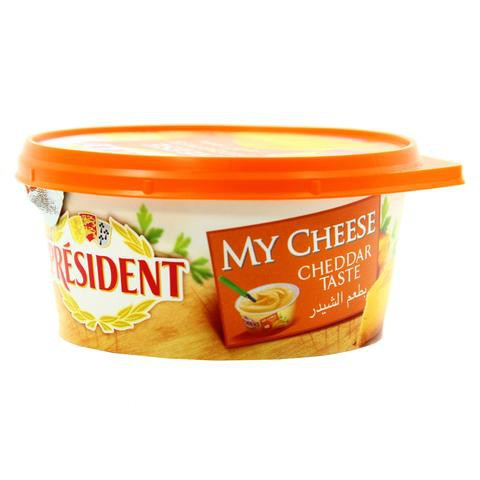 Président My Cheese Cheddar 125gm
