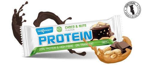 Protein Chocolate & Nuts 60gm