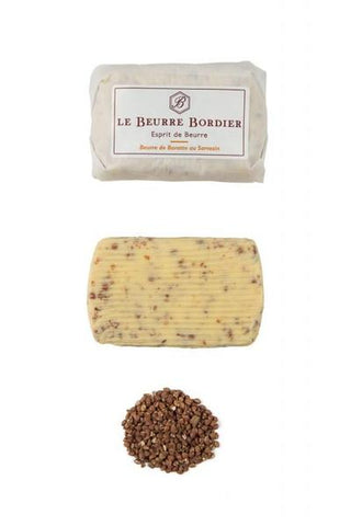 Bordier Butter Buckwheat Sarrazin Butter 125G