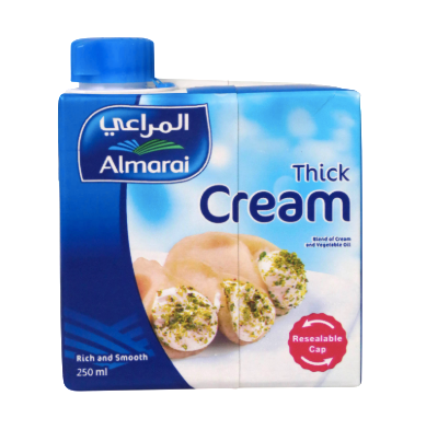 Thick Cream 250ml