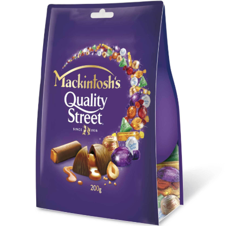 Mackintosh's Quality Street Sweets 200gm