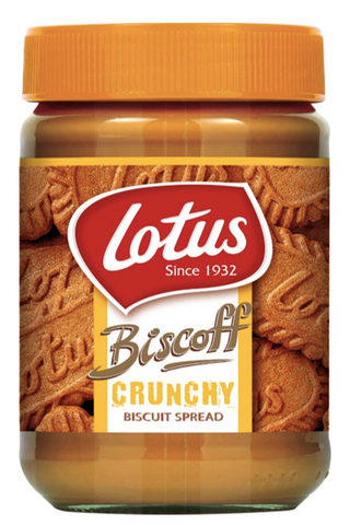 Buy Biscoff Crunchy Spread 400gm | QualityFood.ae|Candy & Chocolate |From Lotus Online food delivery Dubai Abu Dhabi and Sharjah