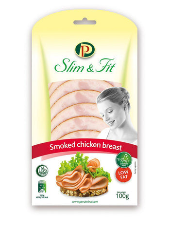 Smoked Chicken Breast Slice 100gm