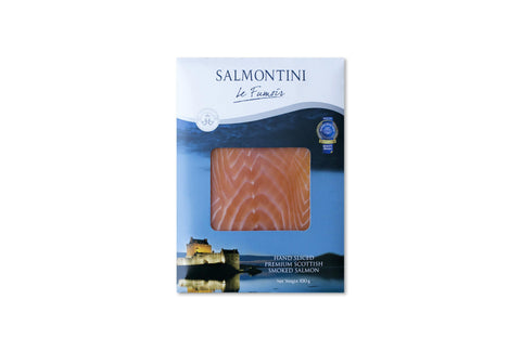 Smoked Scottish Salmon 100gm