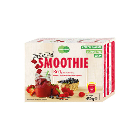 Smoothie Red 450gm