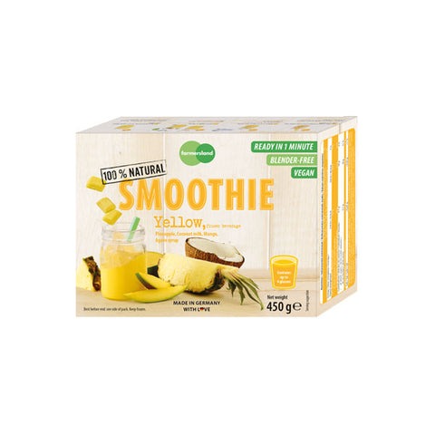 Buy Smoothie Yellow 450gm | QualityFood.ae|Snacks |From Frenzel Online food delivery Dubai Abu Dhabi and Sharjah