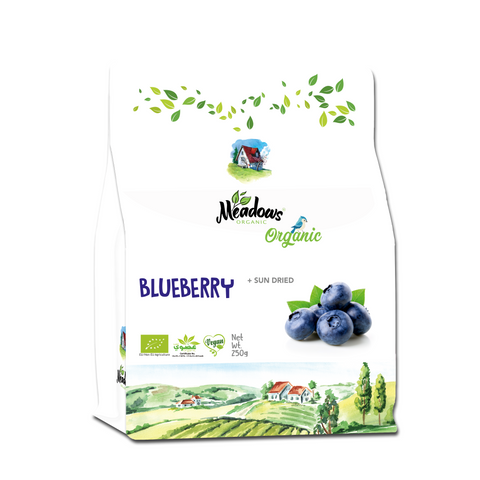 Meadows Organic Sundried Blueberry
