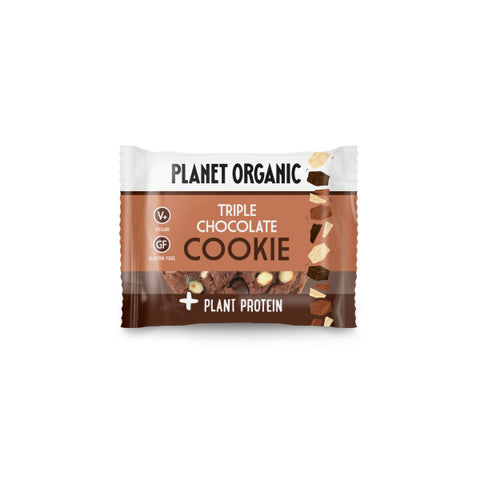 Organic Triple Chocolate Protein Cookie