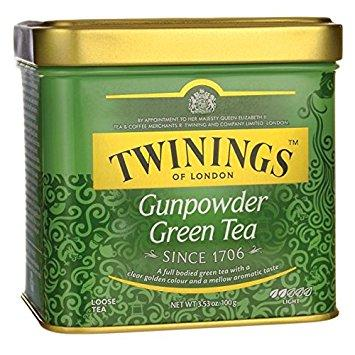 Twining's Goldline Gunpowder Green Tea 200gm