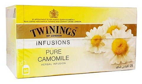 Twining's Pure Camomile 20 Bags