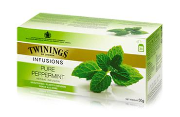 Twining's Pure Peppermint 20 Bags