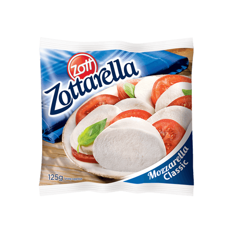 Mozzarella Classic Ball 125gm