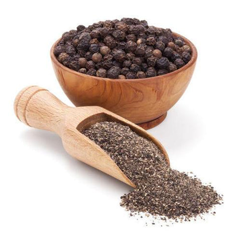 Organic Black Peppercorn powder