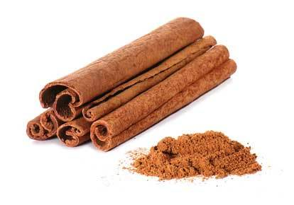 Whole Organic Cinnamon