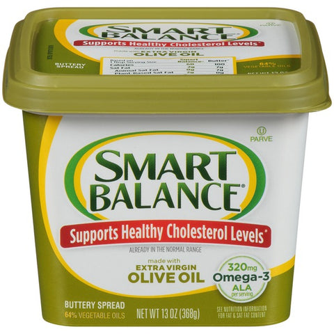 Buy Smart Balance Extra Virgin Olive Oil Buttery Spread | QualityFood.ae|Dairy & Cheese |From Smart Balance Online food delivery Dubai Abu Dhabi and Sharjah