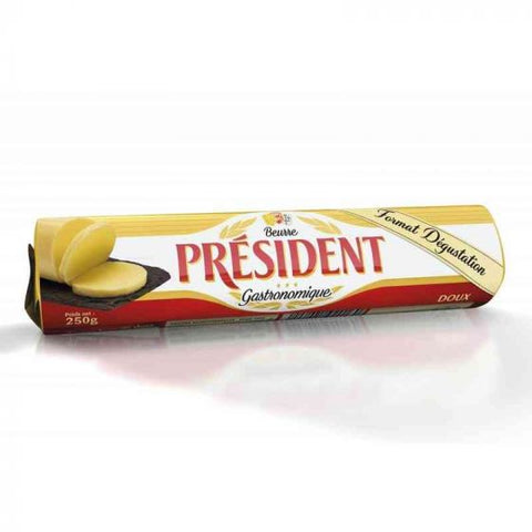 Frozen Unsalted Butter Roll 250g
