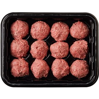 100% Grass-Fed 10 Beef Meatballs, Uncooked
