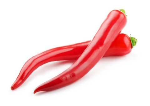 "Red Hot Chilli ""long"""