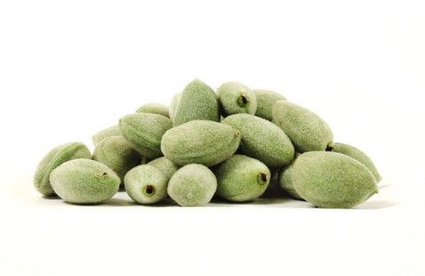From Australia Fruits Green Almond