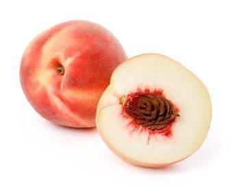 From Australia Fruits White Peaches