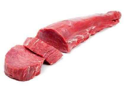 "From Australia Meat Filet Mignon, Center-Cut ""Beef Tenderloin"""
