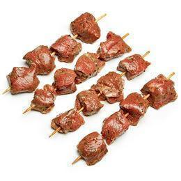 "From Australia Meat Pepper Marinated Lamb Tenderloin ""5 Skewers"""
