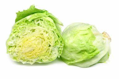 From Holland Vegetables Iceberg Lettuce