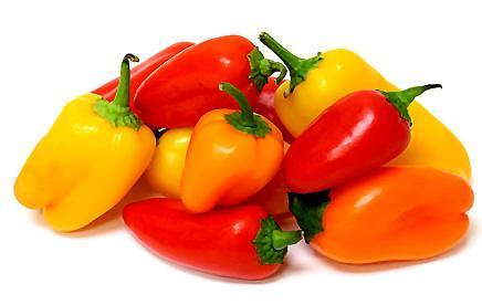 From Holland Vegetables Mini Capsicum  mix