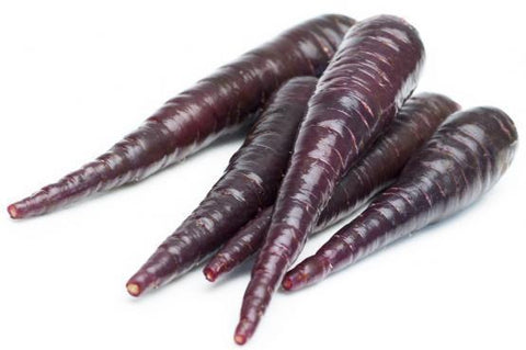 From Holland Vegetables Purple Carrot -loose