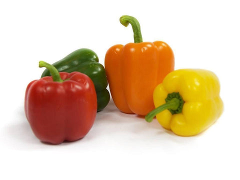 From Holland Vegetables Rainbow Pepper Pack