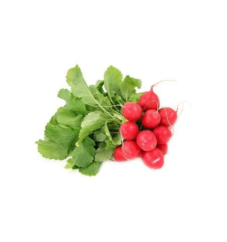 From Holland Vegetables Red Radishes