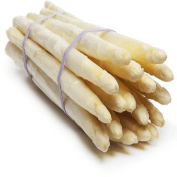 From Holland Vegetables White Asparagus