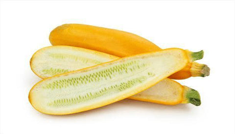 From Holland Vegetables Yellow Zuchini