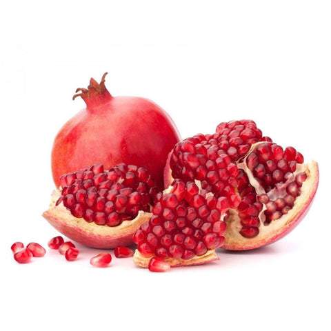From India Fruits Anar Pomegranate