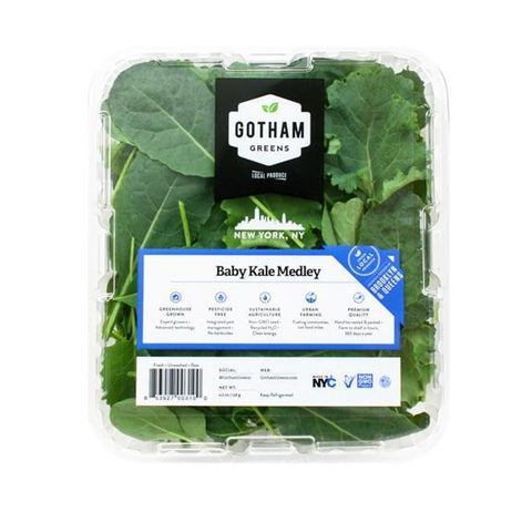 From Italy Vegetables Baby Green Kale
